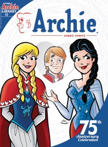 ARCHIE 75TH ANNIV DIGEST #10