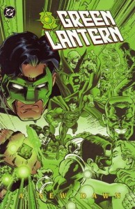 GREEN LANTERN TP A NEW DAWN