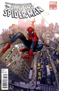 AMAZING SPIDER-MAN #700 COIPEL VARIANT