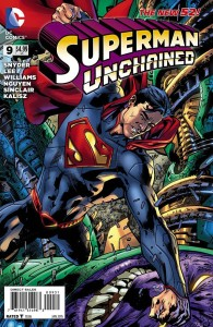 SUPERMAN UNCHAINED #9 HITCH VAR ED