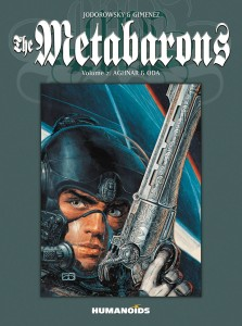 METABARONS GN VOL 02 (OF 4) AGHNAR AND ODA