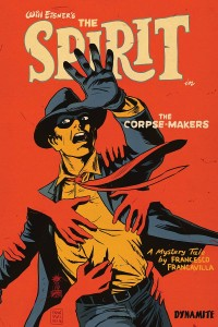 WILL EISNER SPIRIT CORPSE MAKERS HC SGN
