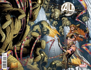 AGE OF ULTRON #10 (OF 10) QUESADA ANGELA VAR