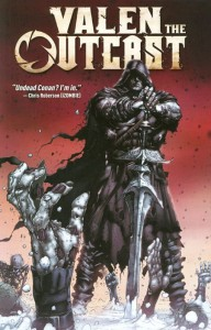 VALEN OUTCAST TP VOL 01 ABOMINATION