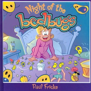 NIGHT OF THE BEDBUGS HC