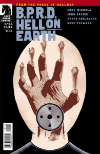 BPRD HELL ON EARTH #131