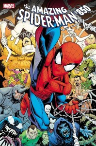 AMAZING SPIDER-MAN #850 SPENCER SGN