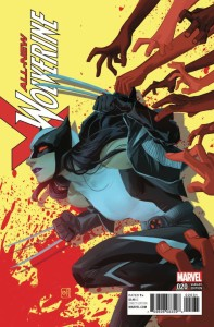 ALL NEW WOLVERINE #20 CHEN VAR
