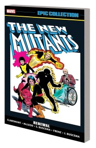 NEW MUTANTS EPIC COLLECTION TP RENEWAL NEW PTG