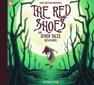 RED SHOES AND OTHER TALES HC