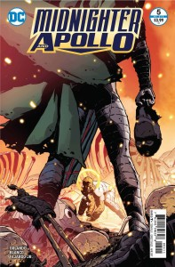 MIDNIGHTER AND APOLLO #5 (OF 6)