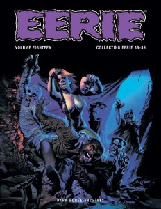 EERIE ARCHIVES HC VOL 18