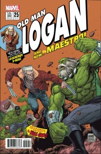 OLD MAN LOGAN #25 GRUMMETT HOMAGE VAR
