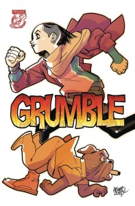 GRUMBLE #1 (OF 5) CVR B LTD LAFUENTE