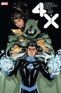 X-MEN FANTASTIC FOUR #4 (OF 4)