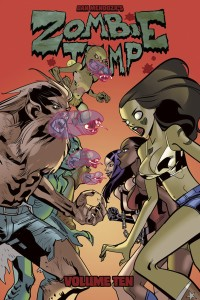 ZOMBIE TRAMP TP VOL 10 GORY ROAD