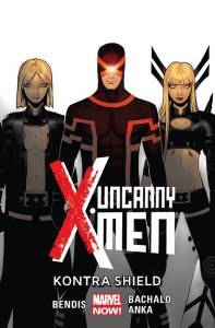 Uncanny X-Men Tom 4 Uncanny X-Men kontra SHIELD
