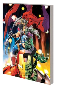 AVENGERS K TP VOL 04 SECRET INVASION
