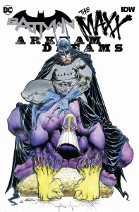 BATMAN THE MAXX #1 (OF 5) ARKHAM DREAMS CVR B KIETH