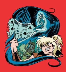 ELFQUEST THE GRAND QUEST TP VOL 07