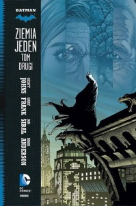 DC Deluxe Batman - Ziemia Jeden, tom 2