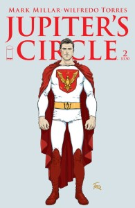 JUPITERS CIRCLE #2 B QUITELY CHARACTER DESIGN