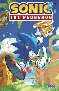 SONIC THE HEDGEHOG 01 FALLOUT TP