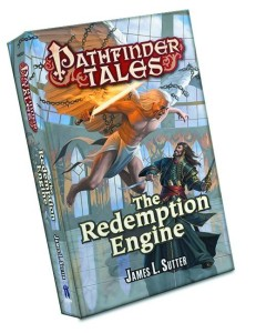 PATHFINDER TALES THE REDEMPTION ENGINE
