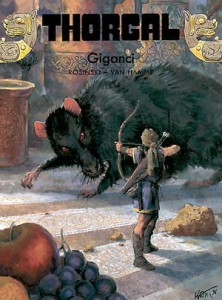 Thorgal Tom 22 Giganci HC