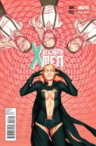 UNCANNY X-MEN #4 ANKA VAR NOW VF