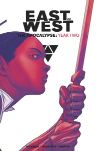 EAST OF WEST THE APOCALYPSE YEAR TWO HC (NEW PTG)