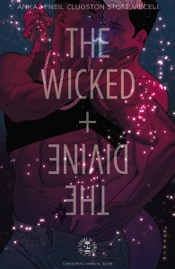 WICKED & DIVINE CHRISTMAS ANNUAL #1 CVR B ANKA (ONE SHOT)