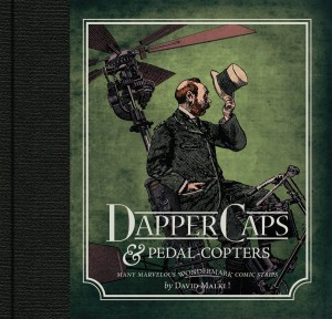 WONDERMARK TP VOL 03 DAPPER CAPS & PEDAL-COPTERS