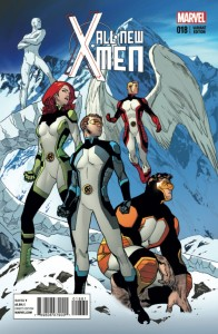 ALL NEW X-MEN #18 IMMONEN VAR