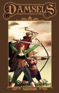 DAMSELS TP VOL 02