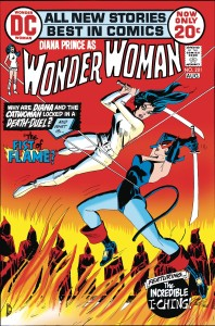 WONDER WOMAN DIANA PRINCE CELEBRATING THE 60S OMNIBUS HC