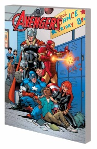 AVENGERS NO MORE BULLYING TP