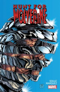 HUNT FOR WOLVERINE #1