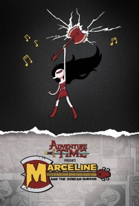 ADVENTURE TIME MARCELINE & SCREAM QUEENS MATHEMATICAL ED TP