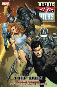 AGENTS OF ATLAS TP COMPLETE COLLECTION 01