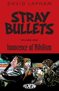 STRAY BULLETS TP VOL 01 INNOCENCE OF NIHILISM