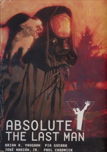 ABSOLUTE Y THE LAST MAN HC VOL 01