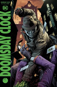 DOOMSDAY CLOCK #7 (OF 12) VAR ED
