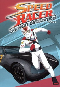 SPEED RACER THE NEXT GENERATION TP VOL 02