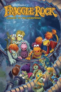 FRAGGLE ROCK JOURNEY TO THE EVERSPRING GN