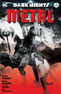 DARK NIGHTS METAL #1 (OF 6) BLOOD RED SIENKIEWICZ VAR ED