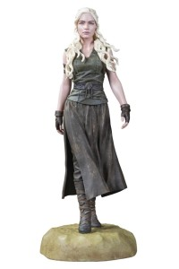 GAME OF THRONES FIGURE DANENERYS MOTHER DRAGONS