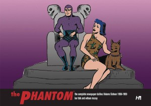 PHANTOM COMP DAILIES HC VOL 16 1958-1959