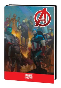 AVENGERS PREMIERE HC VOL 05 ADAPT OR DIE