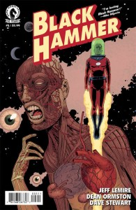 BLACK HAMMER #5 ORMSTON MAIN